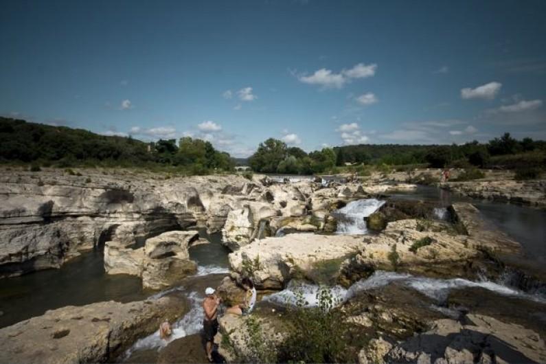 Location de vacances - Villa à Saint-Gély - Baby foot, Wii, DVDs, Cabane, Trampoline, piscine, etc