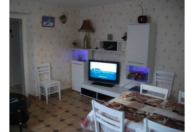 Location de vacances - Appartement à Saulxures-sur-Moselotte - salle à manger