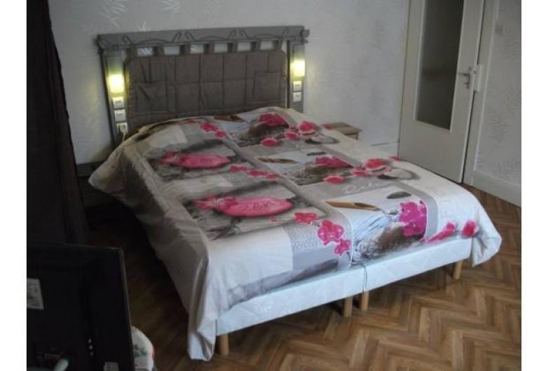Location de vacances - Appartement à Saulxures-sur-Moselotte - lit 160