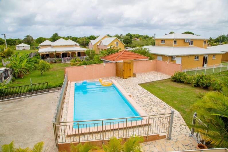Location de vacances - Gîte à Sainte-Anne - Gîte Zouk