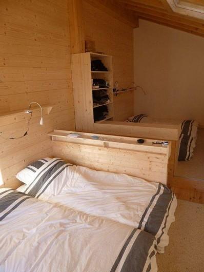 Location de vacances - Appartement à Samoëns - Chambre dortoir