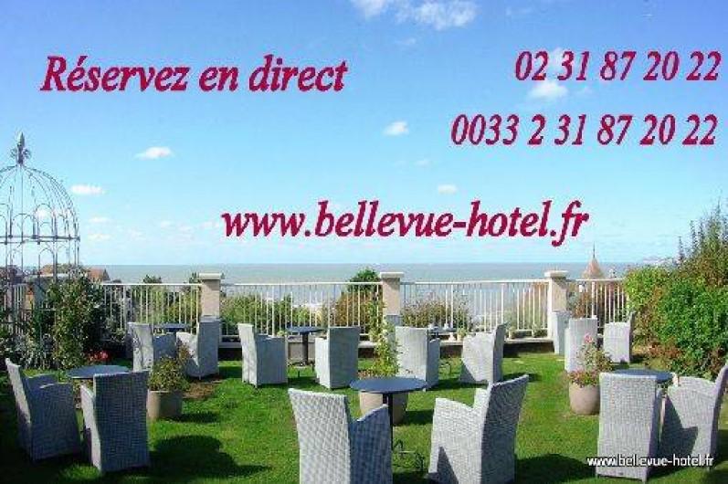 Location de vacances - Hôtel - Auberge à Villerville