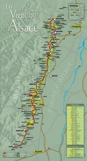 Location de vacances - Chalet à Osenbach - Route des Vins