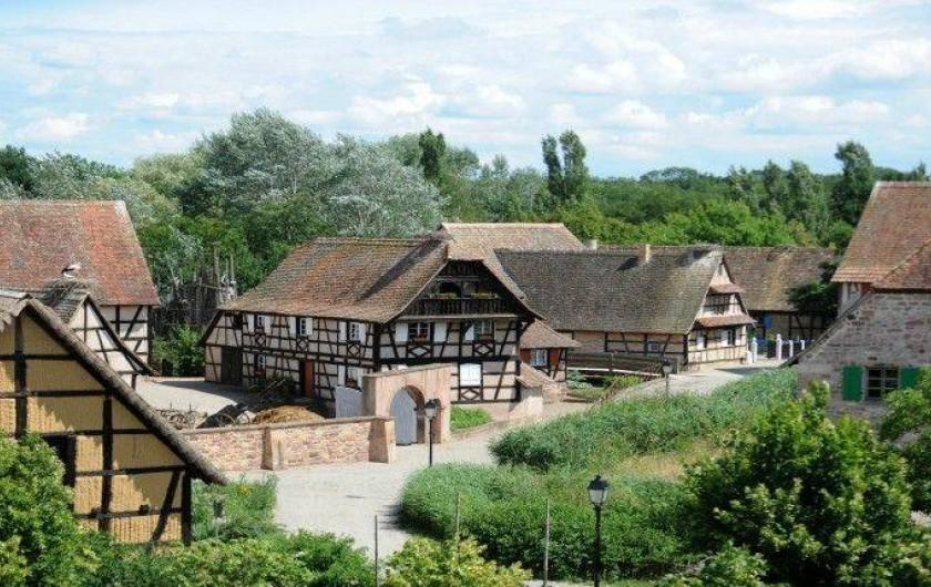 Location de vacances - Chalet à Osenbach - Eco Musée D Alsace a 20 min