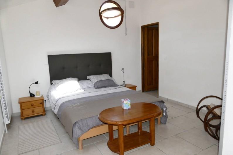 Location de vacances - Gîte à Vidauban - Deuxième chambre au 1ere étage