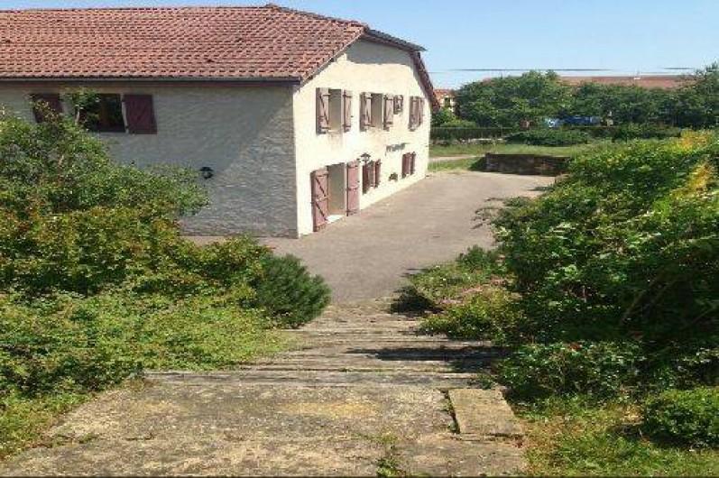 Location de vacances - Gîte à Darnieulles