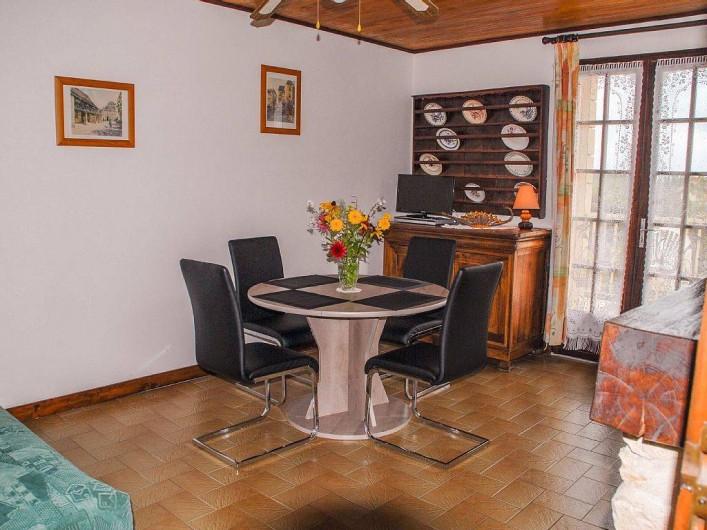 Location de vacances - Gîte à Prats-de-Carlux - Salle à manger