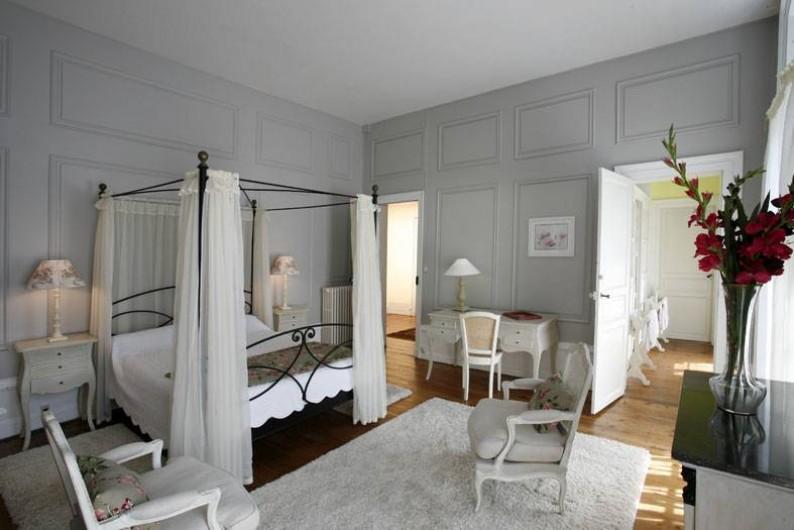 Location de vacances - Chambre d'hôtes à Saintes - Antonia