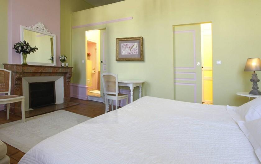 Location de vacances - Chambre d'hôtes à Saintes - Aliénor