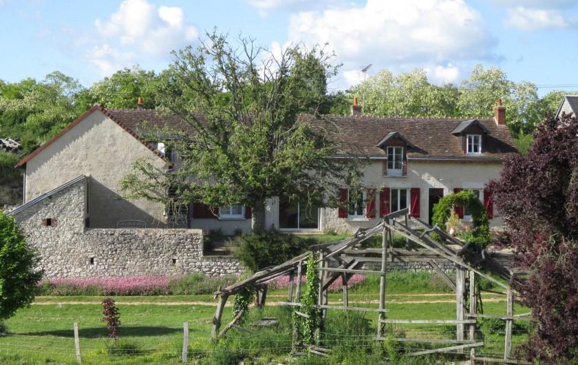 Location de vacances - Chambre d'hôtes à Landes-le-Gaulois - Vue d'ensemble de la Feme