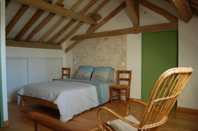 Location de vacances - Chambre d'hôtes à Landes-le-Gaulois - Chambre Libre Max
