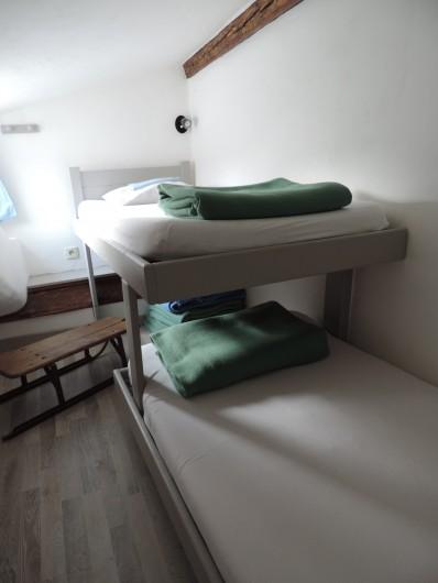 Location de vacances - Appartement à Embrun - mezzanine