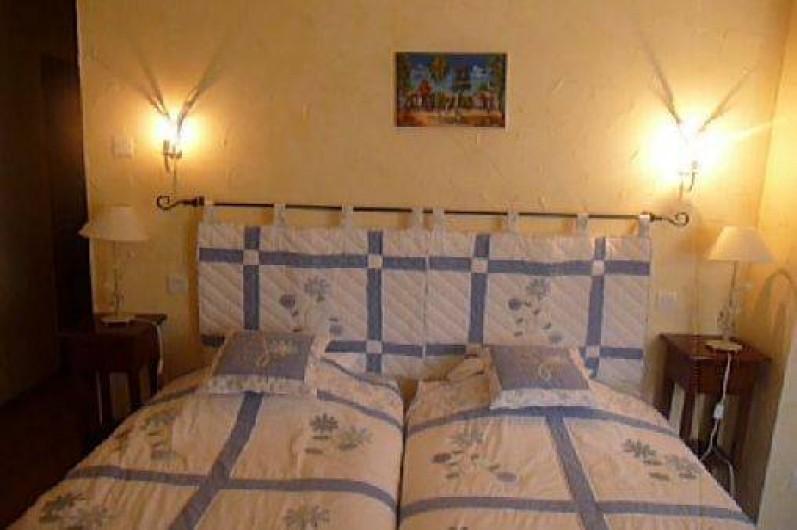 Location de vacances - Chambre d'hôtes à Guchen - Chambre Gentiane
