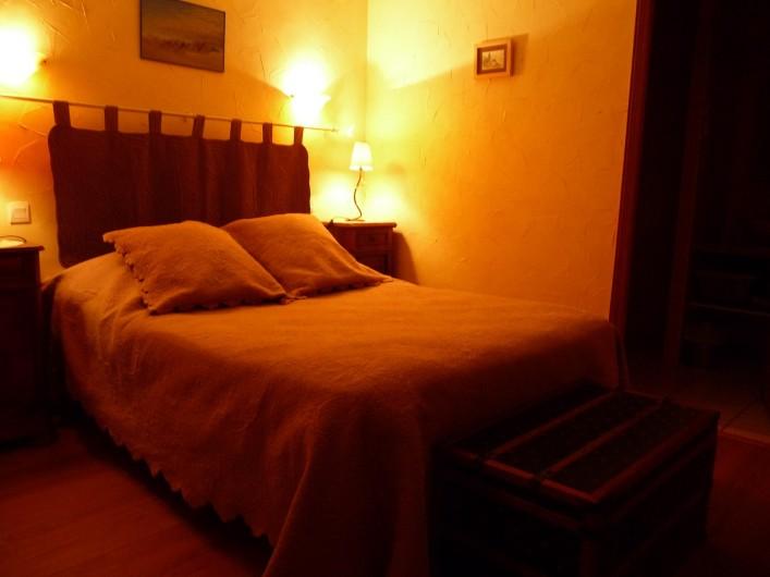 Location de vacances - Chambre d'hôtes à Guchen - Chambre Edelweiss