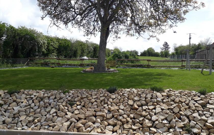 Location de vacances - Gîte à Liesville-sur-Douve - LE VIEUX NOYER