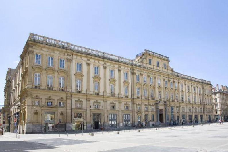 Location de vacances - Appartement à Lyon - Musée des Beaux-Arts 2mn à pieds