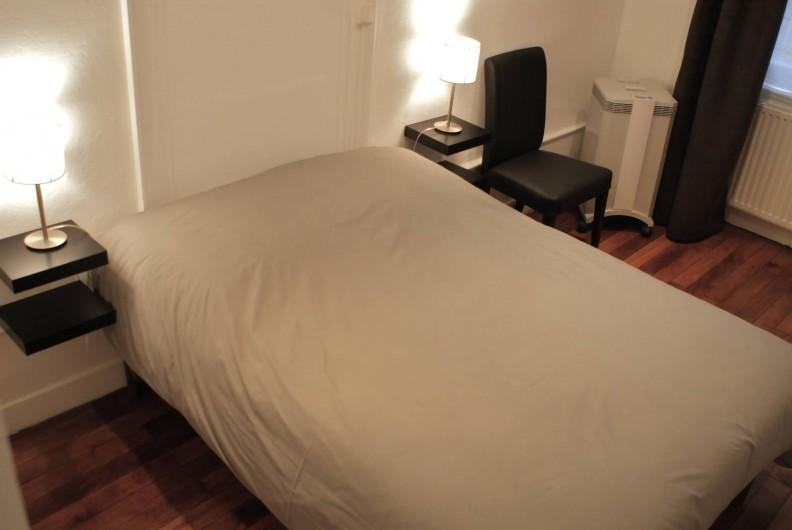 Location de vacances - Appartement à Lyon - Chambre