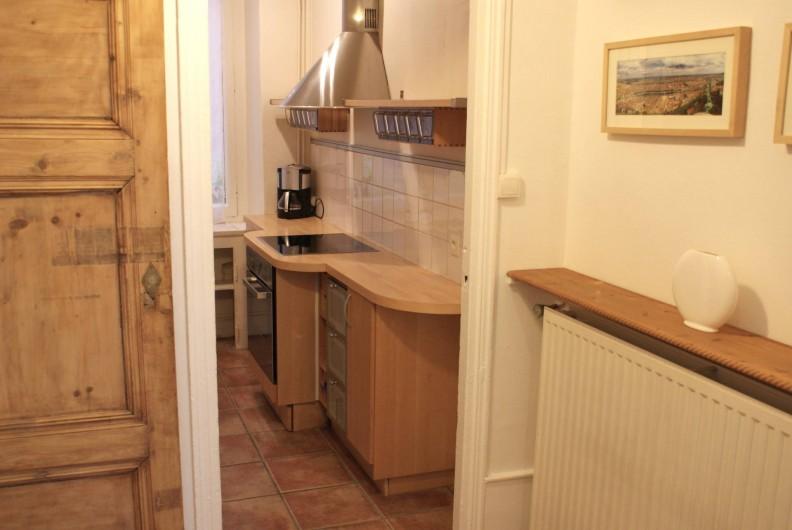 Location de vacances - Appartement à Lyon - Cuisine