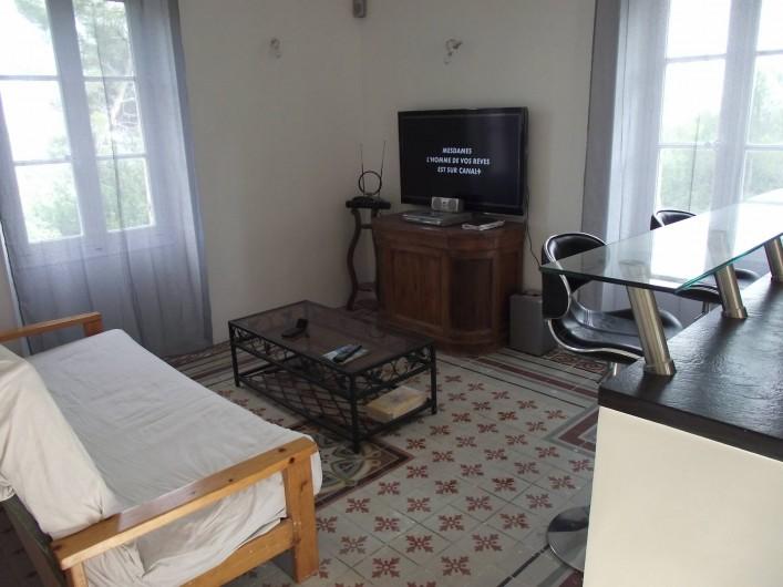 Location de vacances - Villa à Tourrettes - Le Séjour