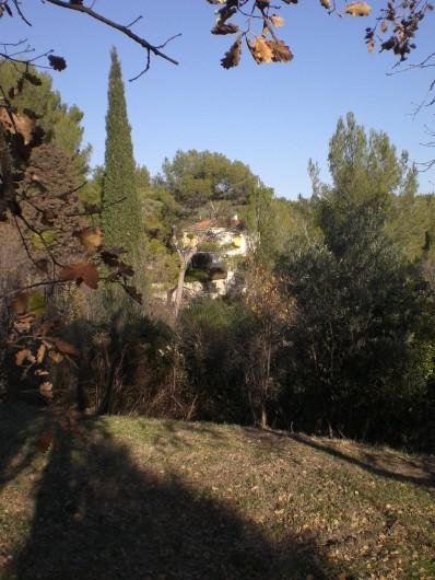 Location de vacances - Villa à Tourrettes - La maison dans son environnement