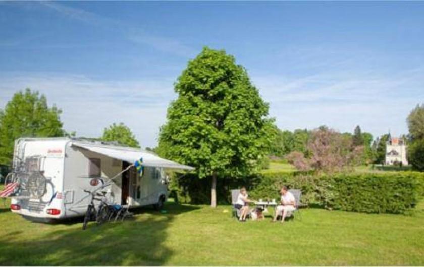 Location de vacances - Camping à Poinsouze