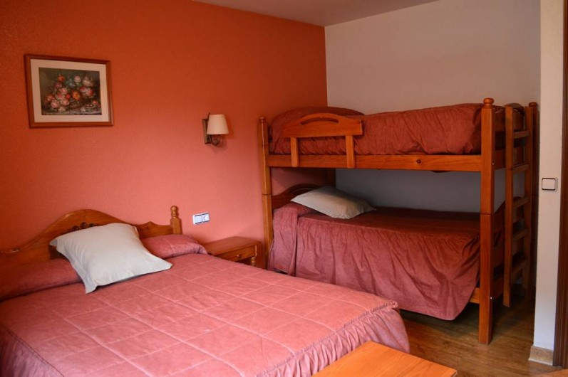 Location de vacances - Appartement à Llorts - chambre