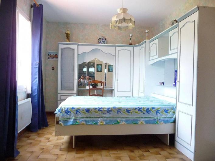 Location de vacances - Villa à Six-Fours-les-Plages - Chambre 2