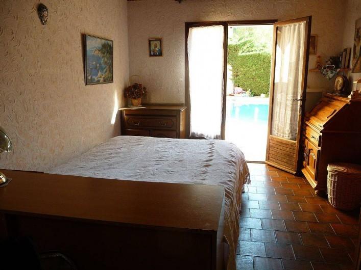 Location de vacances - Villa à Six-Fours-les-Plages - Chambre 4