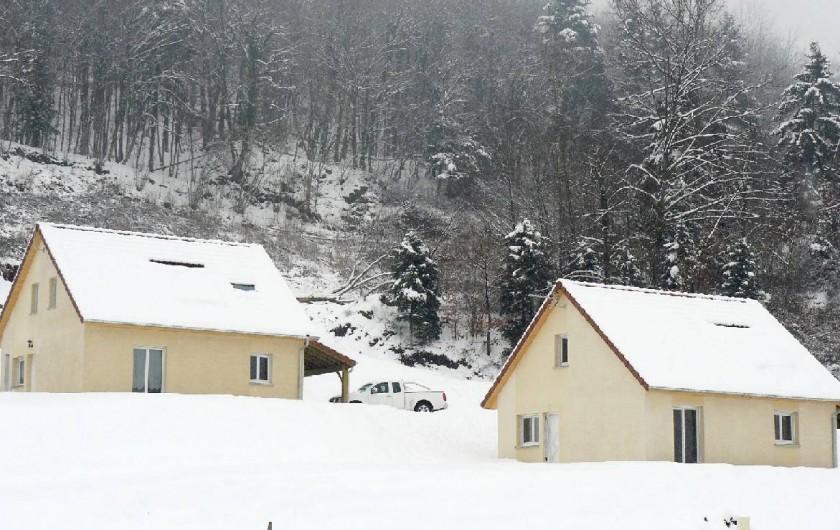 Location de vacances - Chalet à Rupt-sur-Moselle - maison