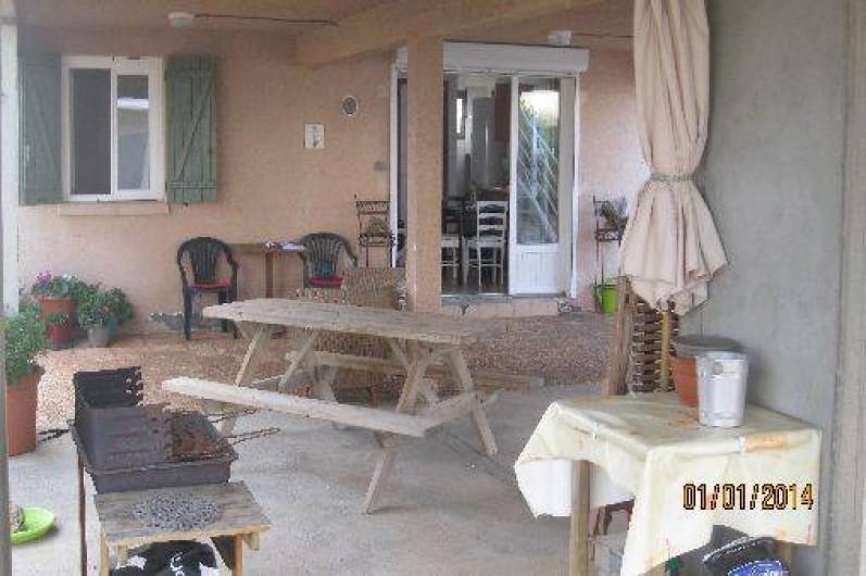 Location de vacances - Chalet à Gruissan