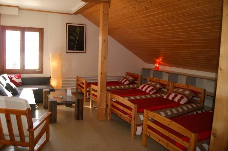 Location de vacances - Hôtel - Auberge à Villars-sur-Ollon - Chambre 3015