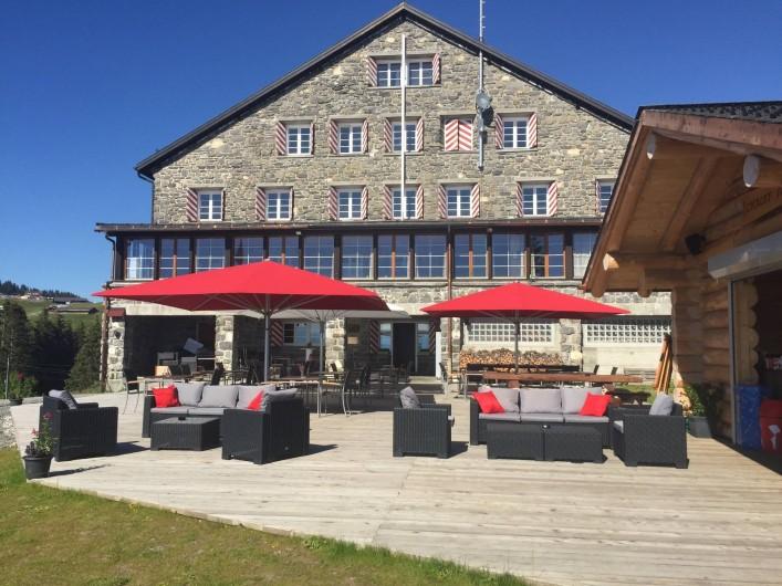 Location de vacances - Hôtel - Auberge à Villars-sur-Ollon - Lounge