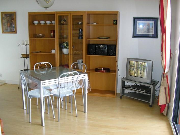 Location de vacances - Studio à La Rochelle - Coin séjour