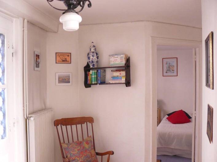Location de vacances - Appartement à Le Tréport - Entrée