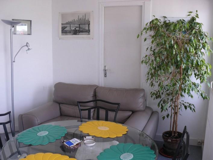 Location de vacances - Appartement à Le Tréport - Table de salle à manger