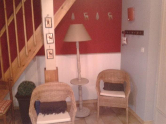 Location de vacances - Appartement à Chastreix - coin repos n°2