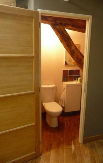Location de vacances - Gîte à Vienne - toilette 1
