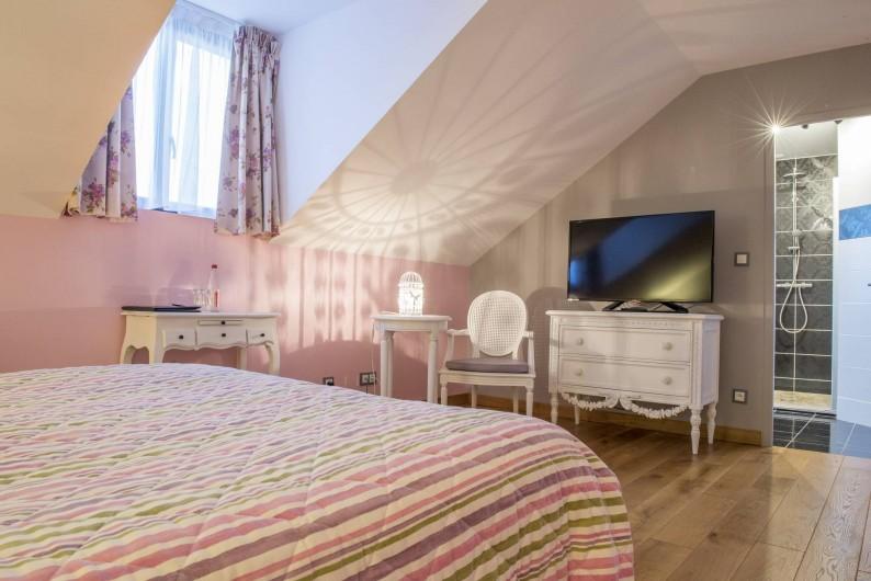 Location de vacances - Chambre d'hôtes à Épernay - Chambre Angélique