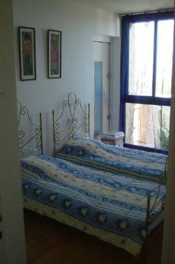 Location de vacances - Villa à Mandelieu-la-Napoule - chambre