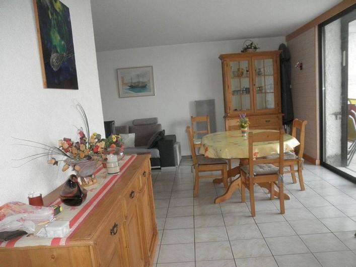 Location de vacances - Villa à Mandelieu-la-Napoule - séjour