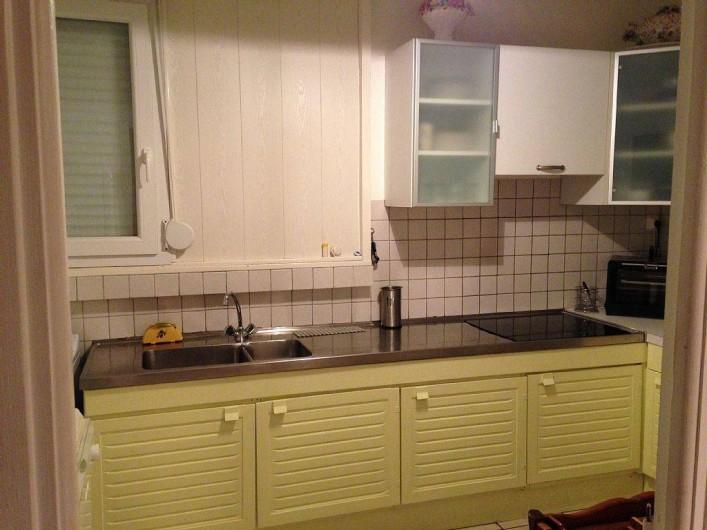 Location de vacances - Villa à Mandelieu-la-Napoule - cuisine