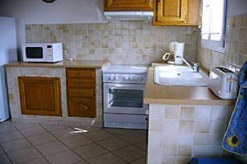 Location de vacances - Appartement à Méthamis