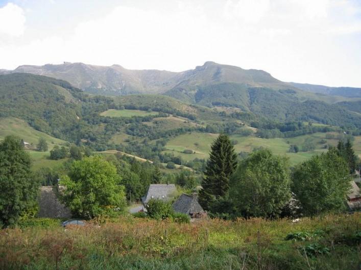 Location de vacances - Gîte à Saint-Jacques-des-Blats - nature