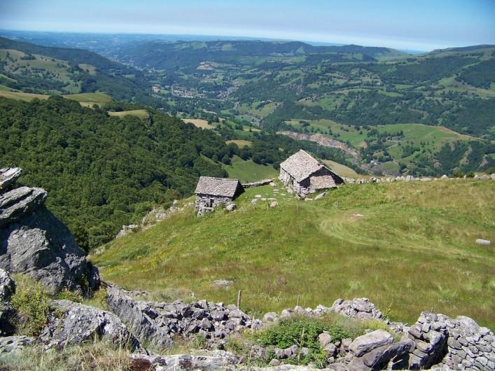Location de vacances - Gîte à Saint-Jacques-des-Blats - VALLEE MANDAILLES