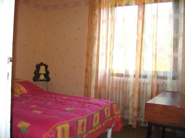 Location de vacances - Gîte à Saint-Jacques-des-Blats - chambre1