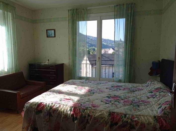 Location de vacances - Gîte à Saint-Jacques-des-Blats - chambre 4