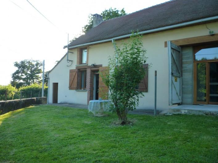Location de vacances - Villa à Saint-Plantaire - Façade