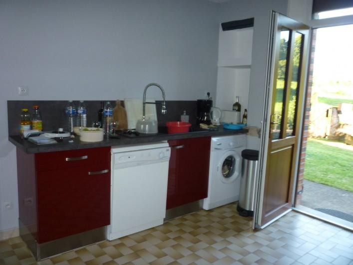 Location de vacances - Villa à Saint-Plantaire - Cuisine