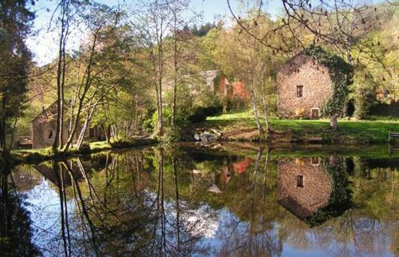 Location de vacances - Gîte à Ouroux-en-Morvan