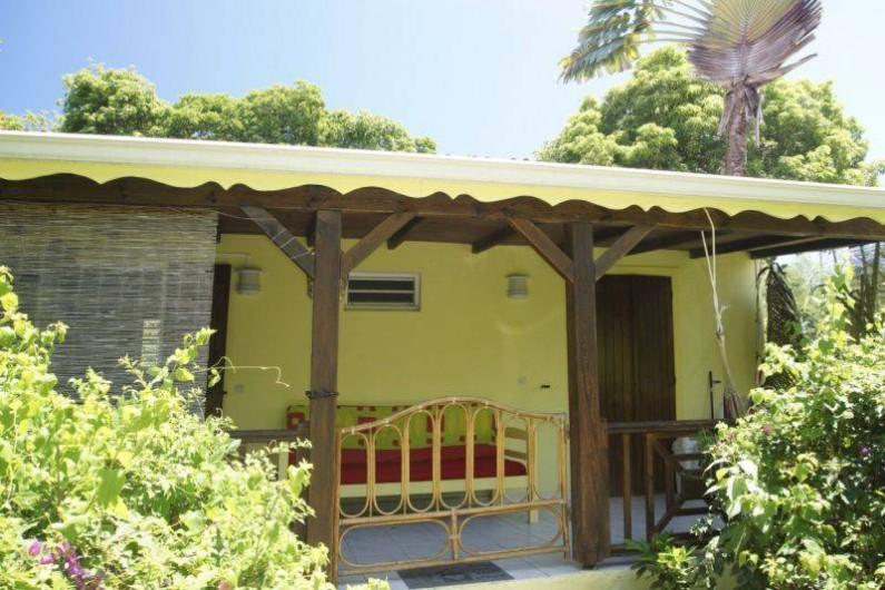 Location de vacances - Bungalow - Mobilhome à Petit-Canal